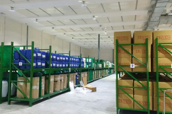 Radiant cooling solution for the building sector
